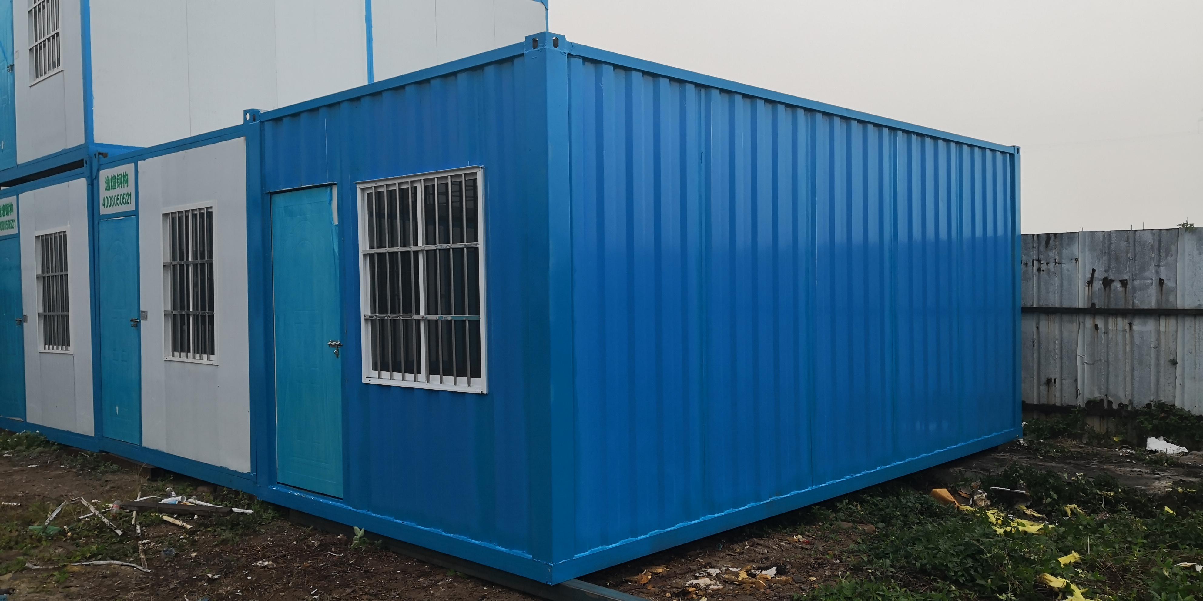广州活动板房搭建